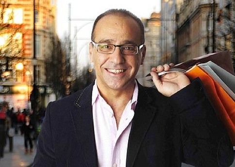 Theo Paphitis | London PR Agency | Laurie Stone Communications