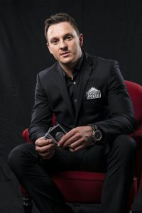 Sam Trickett | Poker PR | Laurie Stone Communications