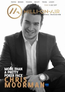 Mill-On-Air July 17 - Chris Moorman